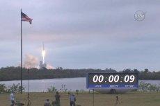 Elon Musk dopiął swego. Falcon 9 leci na ISS.