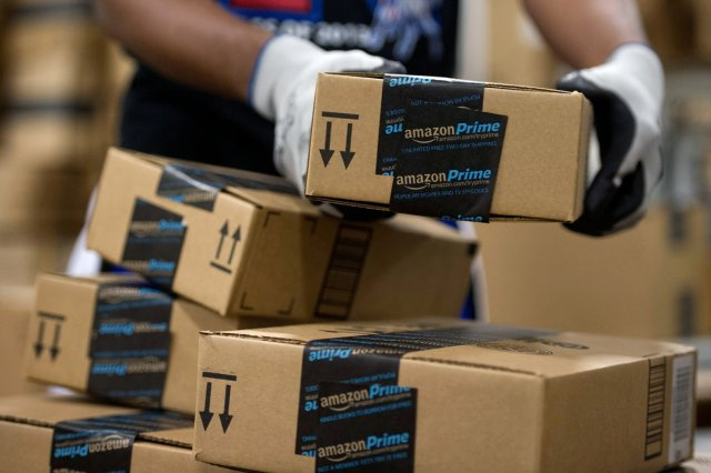 Amazon Prime to m.in darmowa dostawa następnego dnia!