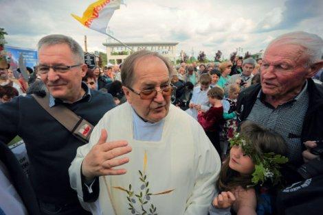 Redemptorysta wszedł w konflikt z toruńskimi przedsiębiorcami