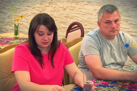"""Pani Marlena i Pan Jacek - właściciele """"Prawdziwej Knajpki"""""""