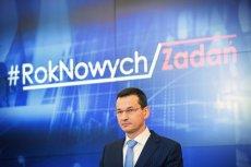 Zdaniem Mateusza Morawieckiego uszczelnienie systemu podatkowego może zasilić budżet państwa dodatkowymi 40-50 mld złotych