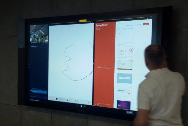 Cena takiego Surface Hub to prawie 20 tys. dolarów