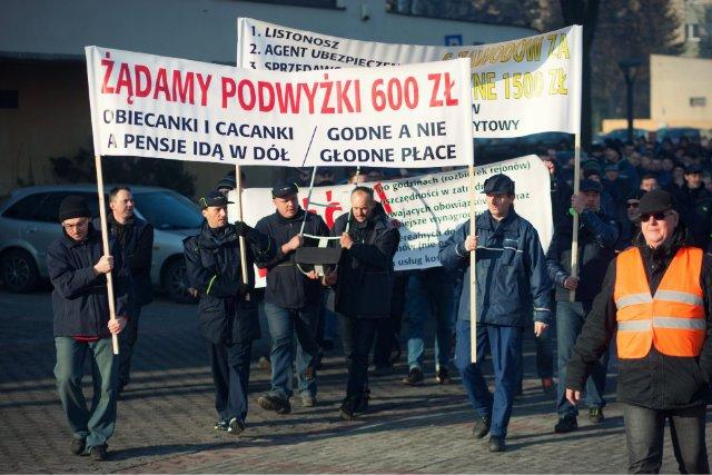Pracownikom z Częstochowy nerwy puściły w marcu 2016 r.