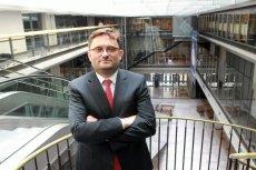 Paweł Tamborski, prezes GPW.