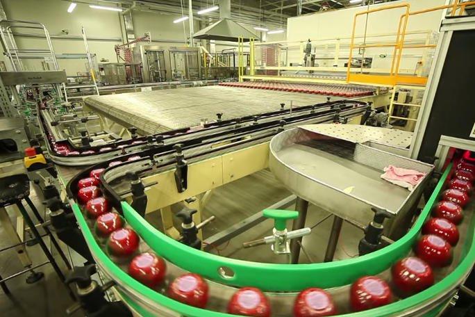 Fabryka w Wieluniu obecnie.