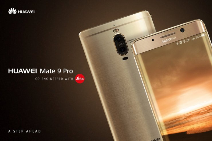 Smartfon Huawei Mate 9 Pro