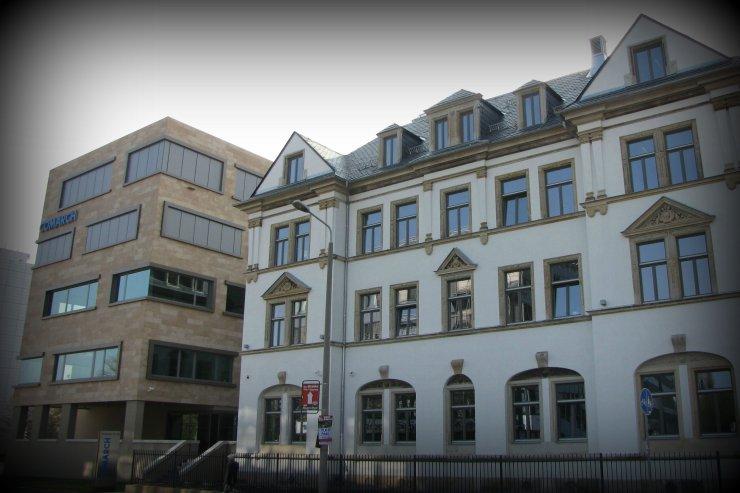 Data Center krakowskiej firmy Comarch w Dreźnie. Firma wykupiła już niemieckie, szwajcarskie i amerykańskie spółki.