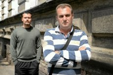 Ukraińscy pracownicy oszukani przez polskiego pracodawcę, Omelianenko Oleksander i Kyrylo Pleskach.