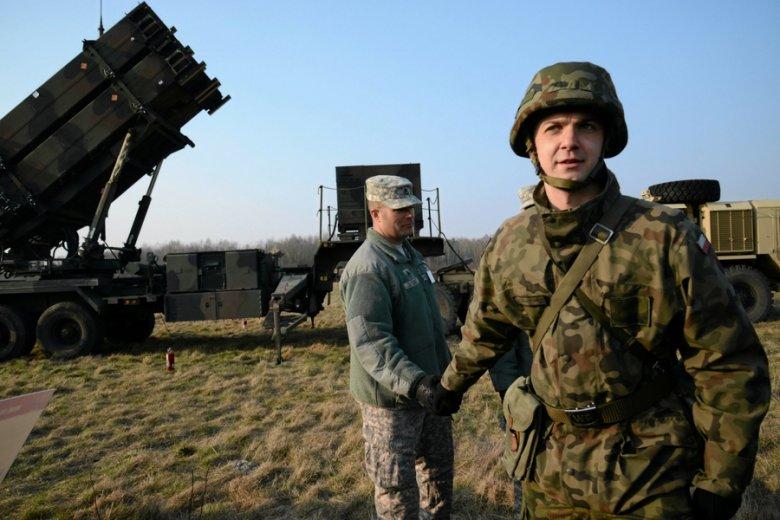 Bateria Patriot podczas ubiegłorocznych manewrów w Polsce.