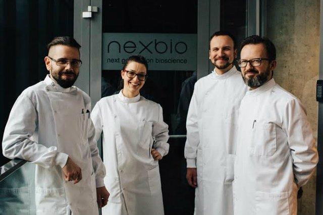 Nexbio to czołowy polski start-up biotechnologiczny.