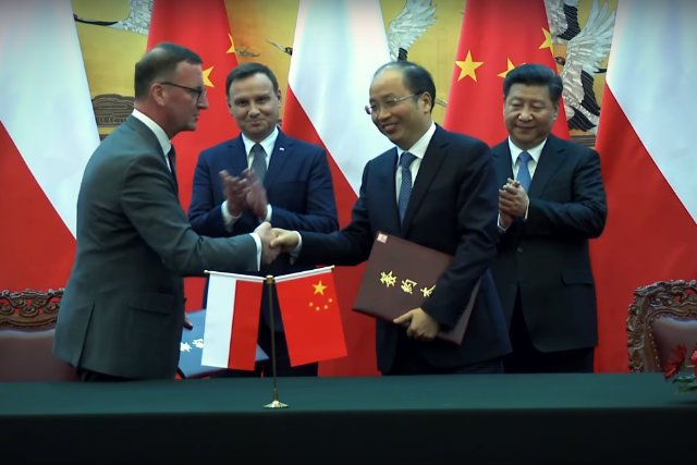 Polskie firmy porzucają Chiny i przenoszą się nad Wisłę