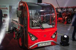 Ursus właśnie zaprezentował całkowicie polski samochód elektryczny. Jak zapewnia nas firma, wejdzie on do masowej produkcji.