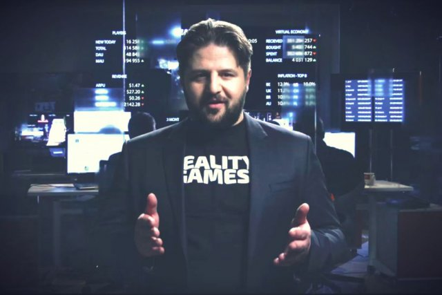 Zbigniew Woźnowski, CEO Reality Games.