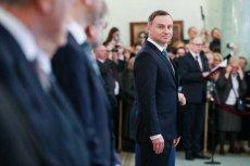 Losy ustawy o Sądzie Najwyższym leżą dziś w rękach prezydenta Andrzeja Dudy