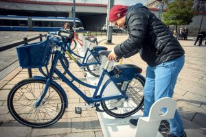 Krakowianie trochę się na rowery miejskie naczekali