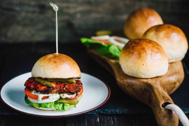 Zlecenie Gosi zaczęło się od zdjęć burgera