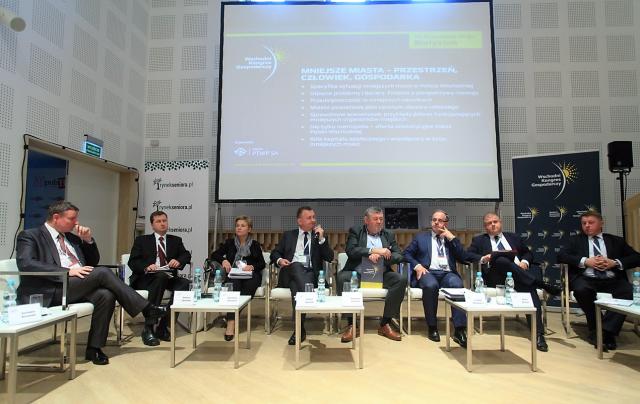 Wschodni Kongres Gospodarczy to jedna z najważniejszych tego typu debat w Polsce