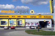 Media Expert ma prawie 400 sklepów w 300 polskich miastach.