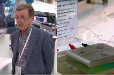 Jewgienij Fiedorow, szef rosyjskiego zespołu pracującego nad atomową baterią