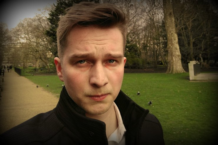 Marcin Dąbrowski pieniądze na pierwszy biznes zebrał od internautów wspierających projekt