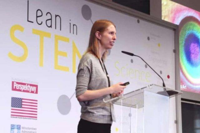 """""""Im większe zróżnicowanie płci, tym więcej kreatywnych rozwiązań problemów"""". Na Lean in STEM o kobietach w technologiach"""