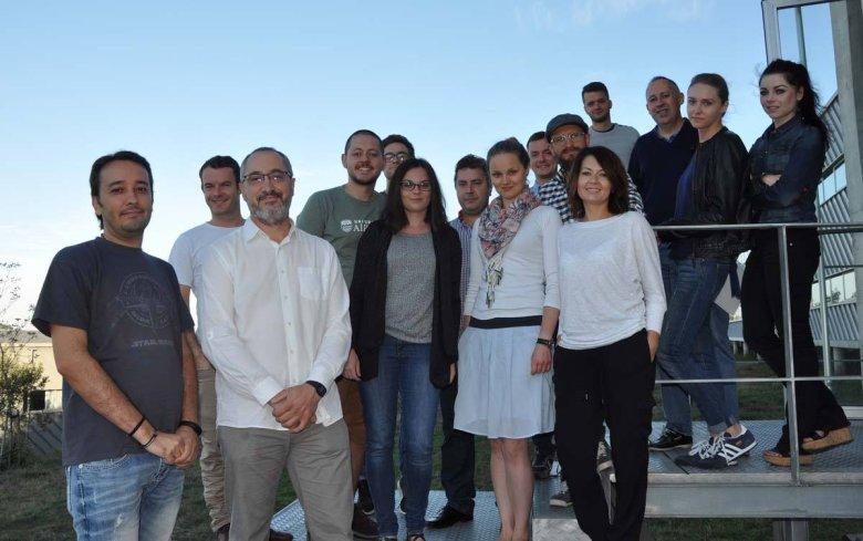 Wszyscy partnerzy projektu DiamonDT. DT4U - Politechnika Łódzka, DT Lab - Uniwersytet w Tromso, SHOPA - Uniwersytet Technologiczno-Przyrodniczy w Bydgoszczy oraz Uniwersytet w Vigo.