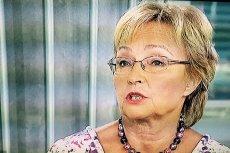 """Prof. Lena Kolarska-Bobińska, Minister Nauki i Szkolnictwa Wyższego w DDTVN opowiada o programie """"Maluch na uczelni"""""""