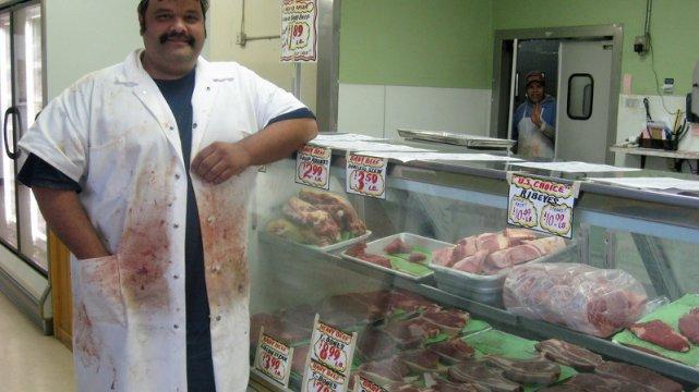 W branży mięsnej można dobrze zarobić.