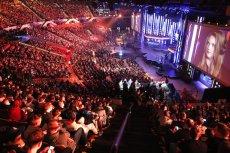 Turnieje e-sportowe to gwarancja pełnych trybun.