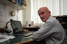 Ten Polak ma 74 lata i projektuje największe żaglowce świata. Zygmunt Choreń to prawdziwa legenda żeglarstwa
