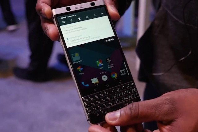 BlackBerry KEYone. Podoba Wam się?