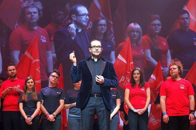 Ksiądz Jacek Stryczek - kapłan, który od lat pracuje z ludźmi biznesu, twórca akcji charytatywnej Szlachetna paczka