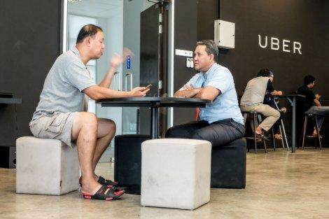 Uber musi walczyć nie tylko z kiepskim wizerunkiem, ale i żerującymi na naiwnych scammerami.