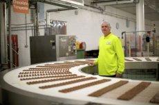 Fabryka Nestle w Fawdon w Wielkiej Brytanii