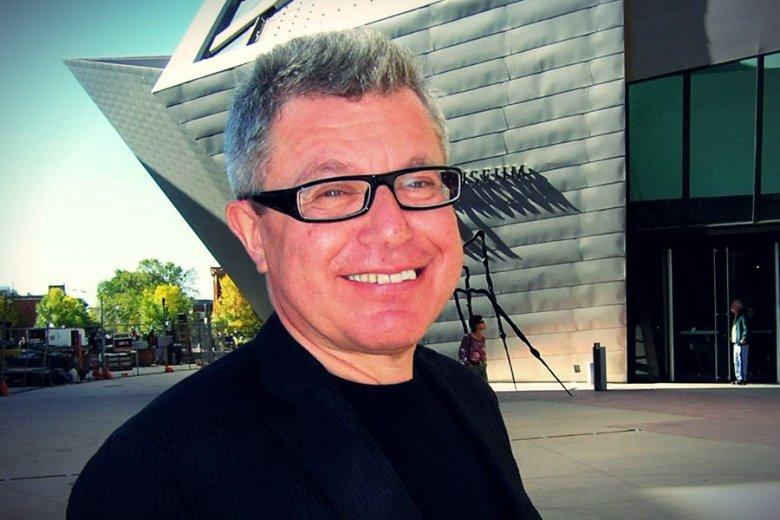 Daniel Libeskind: najlepszy architekt wśród muzyków, być może najlepszy muzyk wśród architektów.