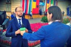 Piotr Dardziński, wiceminister nauki i szkolnictwa wyższego, w rozmowie z INN:Poland