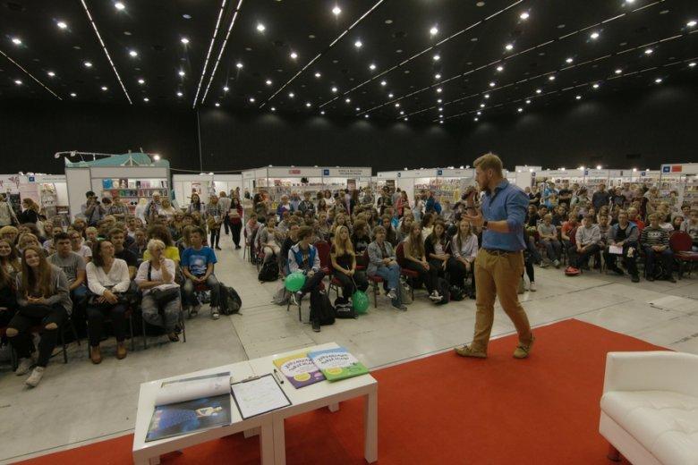 Łącznie w moich warsztatach uczestniczyło 25 tysięcy młodych ludzi - twierdzi Michał Zawadka.