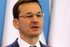 Wicepremier i Minister Finansów Mateusz Morawiecki