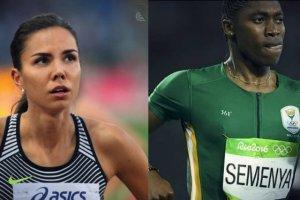 Występy biegaczki z RPA wzbudzają ogromne kontrowersje