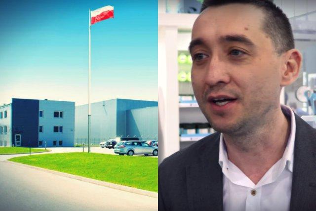 – Zależy nam na tym, żeby była to polska myśl, polska produkcja i polski projekt – deklaruje Rafał Słabik, dyrektor ds. marketingu i sprzedaży