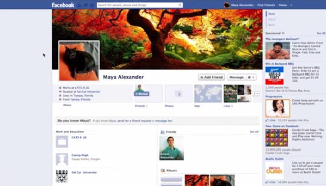 EdgeRank to system odpowiedzialny za dopasowywanie aktualności na Facebooku.