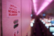Zakaz palenia obowiązuje na pokładzie większości linii lotniczych od 2000 roku.