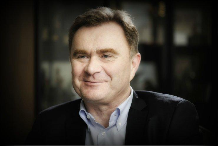 Krzysztof Pawiński, Prezes Zarządu Grupy Maspex. Firma przez 25 lat obecności na rynku przeprowadziła 17 akwizycji w tym 9 za granicą.