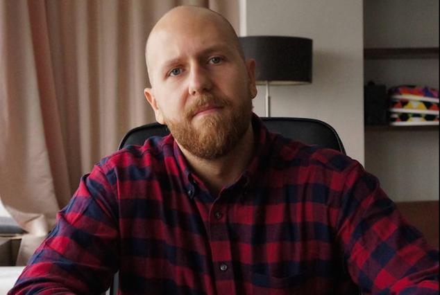 Michał Michalski jest muzykiem, biznesmen i fanem kultury. Bookrage uważa za nowy model jej kupowania.