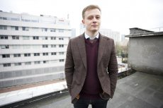 Dymitr Romanowski, członek rady programowej World Communication Forum w Davos.