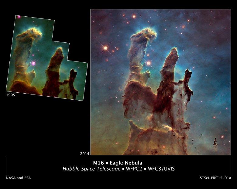 NASA/ESA/Hubble Heritage Team (STScI/AURA)/J. Hester, P. Scowen (Arizona State U.)