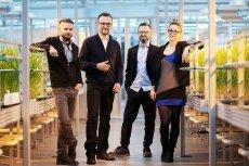 Zespół Nexbio, Adam Kuzdraliński drugi od lewej.