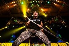 Bruce Dickinson, wokalista Iron Maiden.