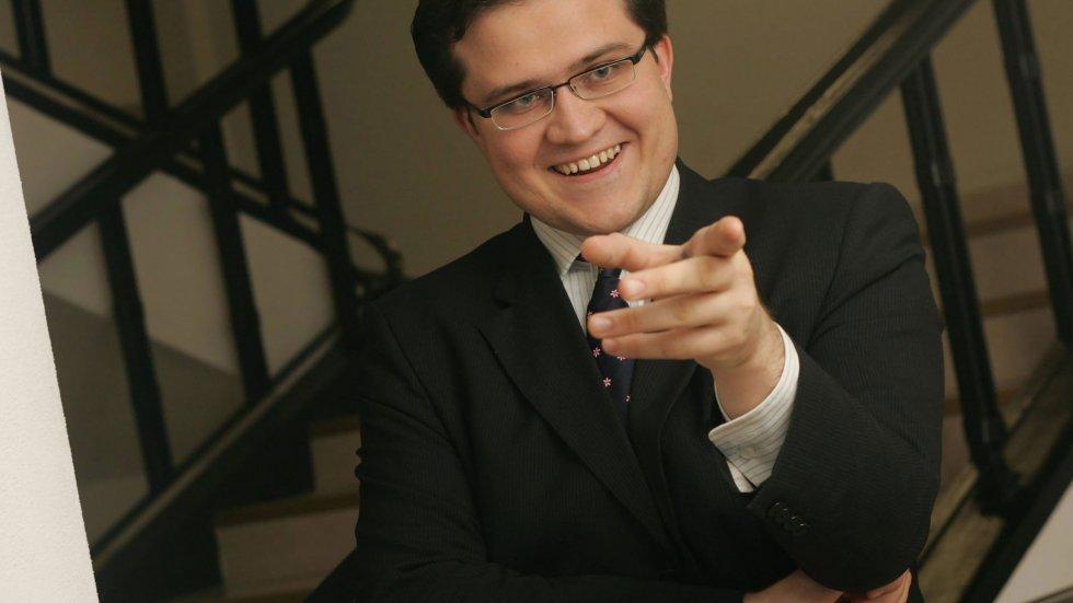 Prezes PZU MichałKrupiński