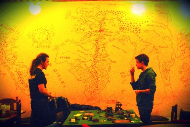 Paradox Cafe jest centrum życia polskiego środowiska sci-fi, fantasy